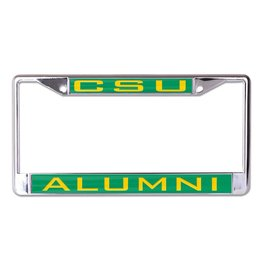 Colorado State Alumni License Plate Frame