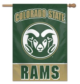 """COLO ST VERTICAL BANNER FLAG 28"""" X 40"""""""