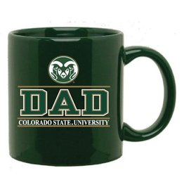 RFSJ INC DAD GREEN COLO STATE MUG