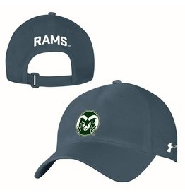 UNDER ARMOUR UA RAM LOGO SIDELINE AIRVENT ADJ HAT