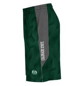UNDER ARMOUR UA GREEN/GREY RAM COLO ST RAID SHORTS