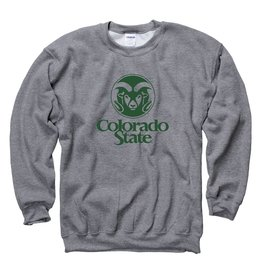 GRAPHITE GREY Ram Logo Sweatshirt