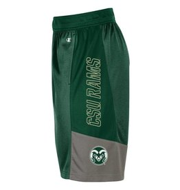 CHAMPION CUSTOM PRODUCTS CSU RAMS CHAMPION BALLER MESH SHORT