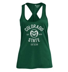 CHAMPION CUSTOM PRODUCTS LADIES COLO ST FT COLLINS SWING TANK
