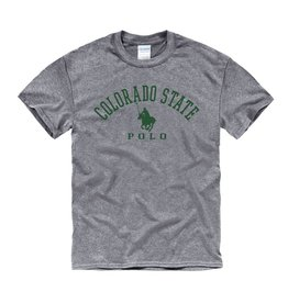 Colorado State Polo Tee