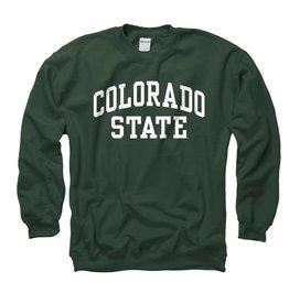 Forest Green Arch Sweatshirt