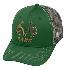 REAL TREE COLO ST TROPHY TWO TONE HAT