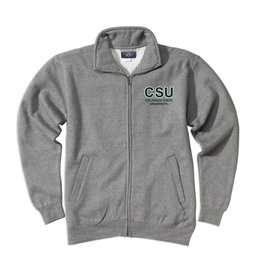 MV SPORT CSU MV PRO WEAVE FULL ZIP WARM UP
