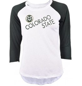 U-TRAU X LADIES COLO ST DIAMOND BASEBALL TEE