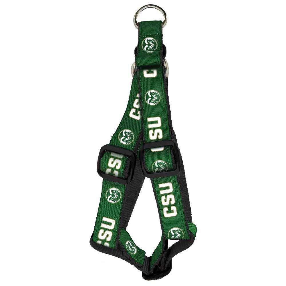 CSU RAMS PET HARNESS
