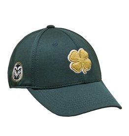 BLACK CLOVER CSU LIVE LUCKY GREEN PREMIUM HAT
