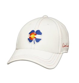 BLACK CLOVER LUCKY CLOVER COLO FLAG HAT