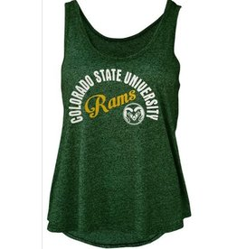 U-TRAU X LADIES RAMS JEWEL SWOOP TANK