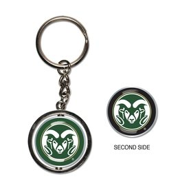 RAM LOGO SPINNER KEY RING