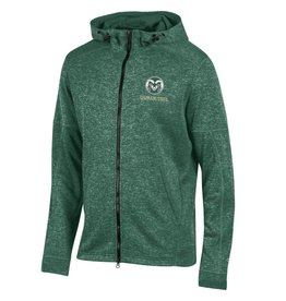 CHAMPION CUSTOM PRODUCTS RAM COLO ST LC FULL ZIP ATHLETIC HOOD