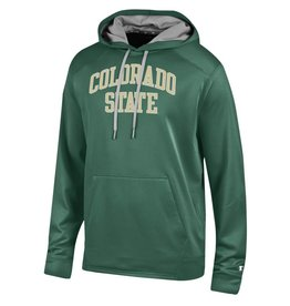 CHAMPION CUSTOM PRODUCTS COLO STATE ARCH FLEECE HOOD