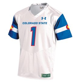 UNDER ARMOUR STATE PRIDE REPLICA JERSEY #1