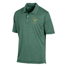 CHAMPION CUSTOM PRODUCTS CHAMPION STADIUM STRIPE RAM POLO