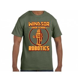 WINDSOR ROBOTICS TEE