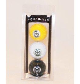GOLF BALL 3 PK