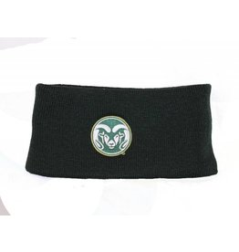CSU POLAR GREEN KNIT EARBAND