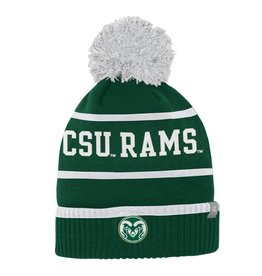 CHAMPION CUSTOM PRODUCTS CHAMPION COLO STATE CIRCLE PATCH BEANIE