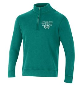GEAR FOR SPORTS CSU RAM LOGO OUTTA TOWN 1/4 ZIP SWEATSHIRT