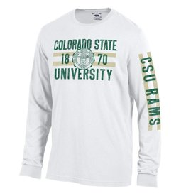GEAR FOR SPORTS COLO ST 1870 LS OUTTA TOWN TEE