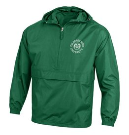 CHAMPION CUSTOM PRODUCTS COLO ST UNIV PACKABLE JACKET
