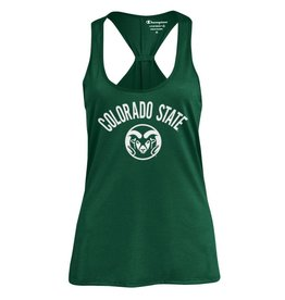 CHAMPION CUSTOM PRODUCTS LADIES COLO STATE ARCH SWING TANK
