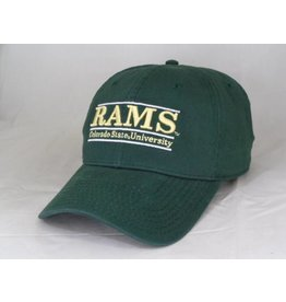 RAMS GAME BAR HAT GARMENT WASHED