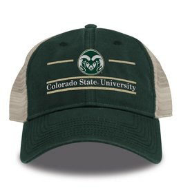 COLO ST RAM GAME BAR HAT MESH BACK