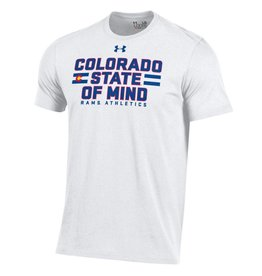 UNDER ARMOUR COLORADO STATE OF MIND TEE