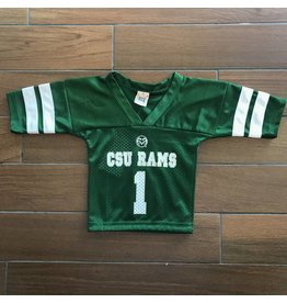 INF/TOD #1 CSU RAMS FOOTBALL JERSEY