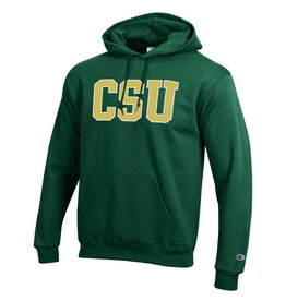 CHAMPION CUSTOM PRODUCTS CSU TACKLE TWILL POWERBLEND HOOD