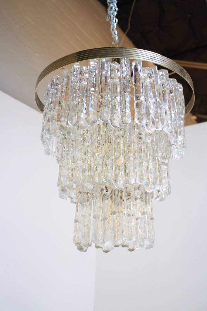 Large lucite icicle chandelier scout design studio large lucite icicle chandelier aloadofball Gallery
