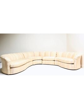 CRESCENT SOFA BY AMERICAN OF MARTINSVILLE