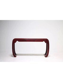 HENREDON MING CONSOLE TABLE