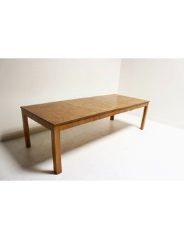 BURL PARSONS DINING TABLE BY AMERICAN OF MARTINSVILLE
