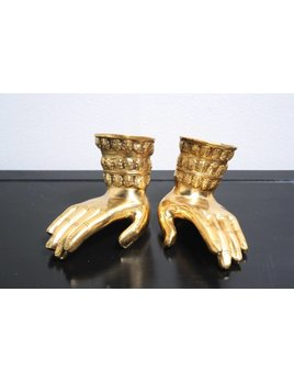 BRASS HAND LARGE RIGHT