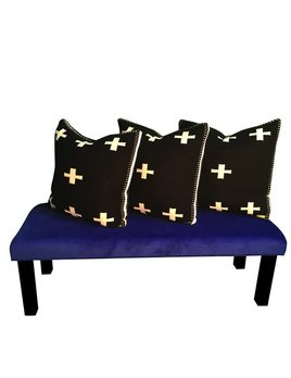 SCOUT LABEL SWISS CROSS PILLOW