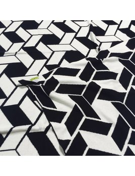 SCOUT LABEL GEOMETRIC BLANKET