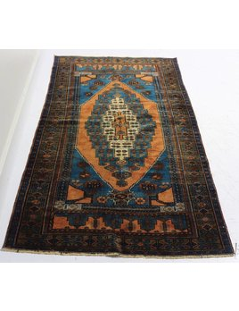 ZA-144 VINTAGE TURKISH RUG