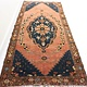"ZA-143 VINTAGE TURKISH RUG (3' 10"" x 8' 10"")"