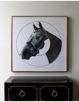 HORSE ARTWORK WALTER