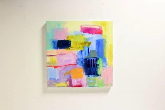 TIA BY TEXAS ARTIST LINDSEY MEYER