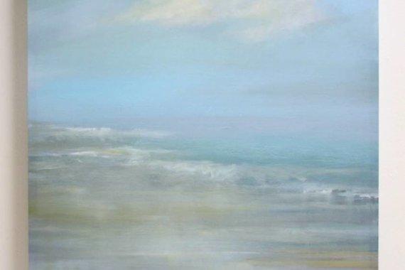 BLUE SKY SIGNED ARTWORK