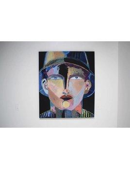 'PASHA' BY ARTIST HAYLEY MITCHELL