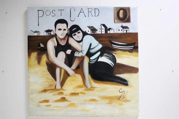 POST CARD ARTWORK