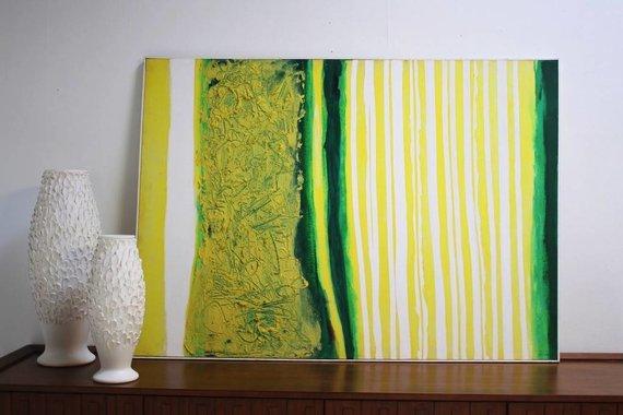 'RHODA' VINTAGE ARTWORK